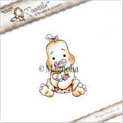 Timbro Adorable Tilda Rubber Stamp - YI-18