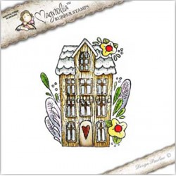 Timbro My Home Rubber Stamp - YI-18