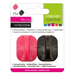 Trimmer Blades Cutting + Scoring Vaessen Creatieve