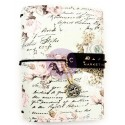 "Minty Dreams Prima Traveler's Journal Passport Size 4,2""x5,3"" Prima Marketing"