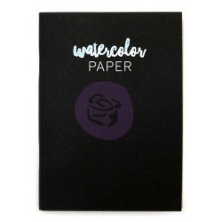 Watercolor Paper Fits Passport Size Prima Traveler's Journal Refill Notebook Prima Marketing