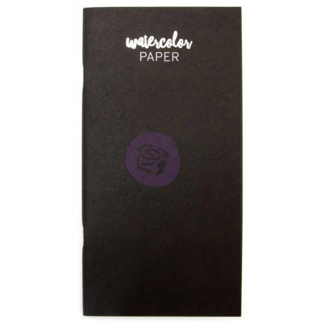Watercolor Paper Fits Standard Size Prima Traveler's Journal Refill Notebook Prima Marketing
