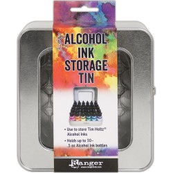 Alcohol Ink Storage Tin Ranger
