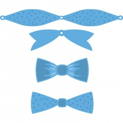 Mix & Match Bows Creatables Marianne Design