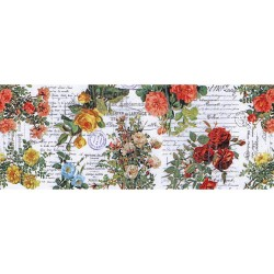 Floral Collage Paper 6 yards Tim Holtz