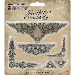 Vignette Accents Idea-ology by Tim Holtz