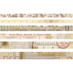 Remnants Design Tape Idea-ology by Tim Holtz