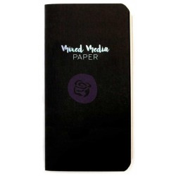 Mixed Media Paper Fits Standard Size Prima Traveler's Journal Refill Notebook Prima Marketing