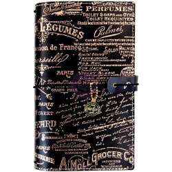 "Amelia Rose Prima Traveler's Journal Standard Size 5,5""x8,7"" Prima Marketing"