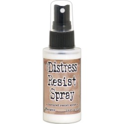 Distress Resist Spray 2oz Bottle Tim Holtz