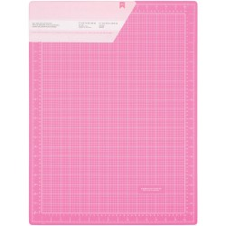 Pink Double-Sided Self-Healing Cutting Mat 45x60 cm American Crafts