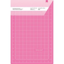 Pink Double-Sided Self-Healing Cutting Mat 30x45 cm American Crafts