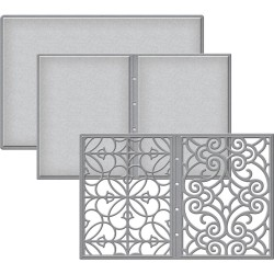 Filigree Booklet Shapeabilities Dies Spellbinders
