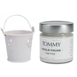 Colore Grigio Parigi 80 ml Chalk Color di Tommy Art