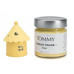 Colore Senape 80 ml Chalk Color di Tommy Art