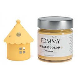 Colore Albicoca 80 ml Chalk Color di Tommy Art