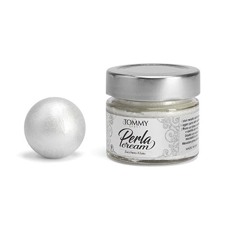 Zucchero Filato Pearl Cream 80ml di Tommy Art