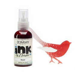 Rosso Ink Extreme di Tommy Art