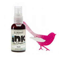 Fuchsia Ink Extreme di Tommy Art