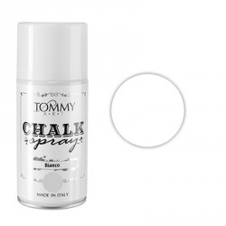 Bianco Chalk Spray di Tommy Art
