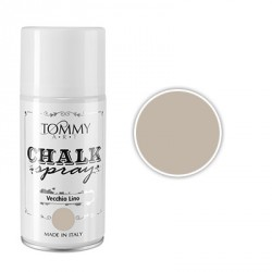 Vecchio Lino Chalk Spray di Tommy Art