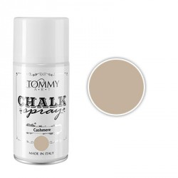 Cashmere Chalk Spray di Tommy Art