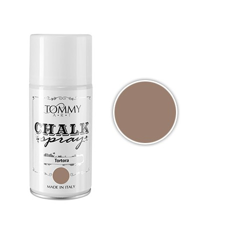 Tortora Chalk Spray di Tommy Art