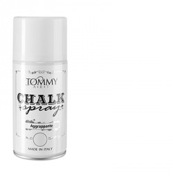 Aggrappante Chalk Spray di Tommy Art