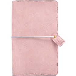 "Soft Lilac Color Crush Traveler's Notebook Planner 5,75""x8,75"" Webster's Pages"