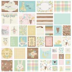 Oh Baby! Sn@p! Cards Pack 48 Pkg Simple Stories