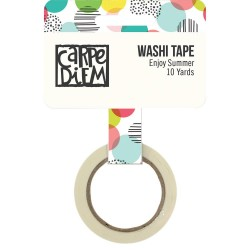Enjoy Summer Hello Summer Washi Tape Simple Stories