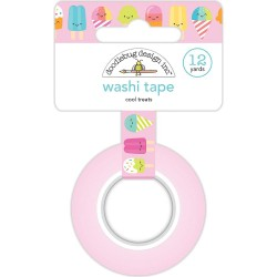 Cool Treats Washi Tape 15 mm Doodlebug