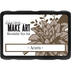 Acorn Dye Ink Pad Make Art Wendy Vecchi