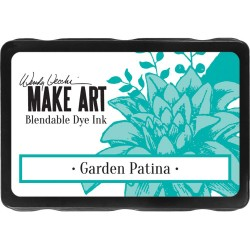 Garden Patina Blendable Dye Ink Pad Make Art Wendy Vecchi
