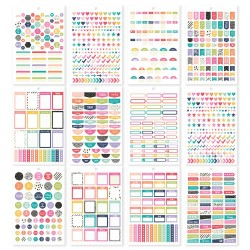 Planner Basics Planners Stickers Tablet A5 Carpe Diem