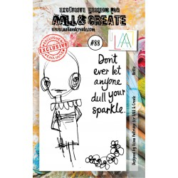 Hettie Stamp Set 88 Timbri AALL & CREATE