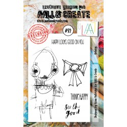 Brinley Stamp Set 92 Timbri AALL & CREATE