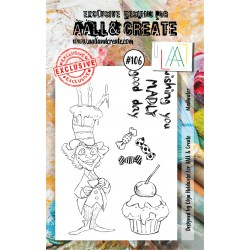 Madheater Stamp Set 106 Timbri AALL & CREATE