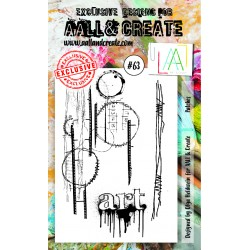 Patches Stamp Set 63 Timbri AALL & CREATE