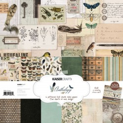 "Anthology Paper Pack 12""x12"" Kaisercraft"