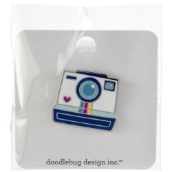 Smile Collectible Enamel Pin Doodlebug
