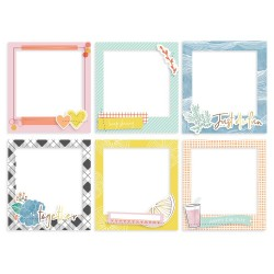 Simple & Sweet Stitched Frames Pinkfresh Studio