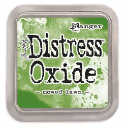 Mowed Lawn Distress Oxide Ink Pad Tim Holtz