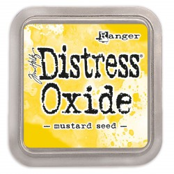 Mustard Seed Distress Oxide Ink Pad Tim Holtz