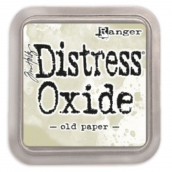 Old Paper Distress Oxide Ink Pad Tim Holtz