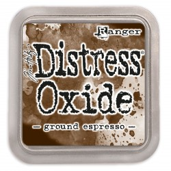 Ground Espresso Distress Oxide Ink Pad Tim Holtz