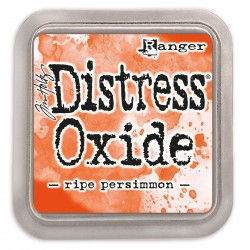 Ripe Persimmon Distress Oxide Ink Pad Tim Holtz