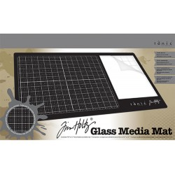 Tim Holtz Glass Media Mat Tonic