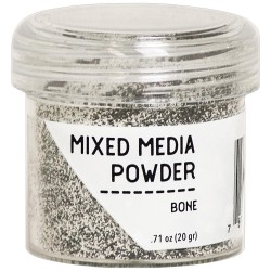 Bone Mixed Media Powder Ranger