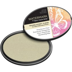 Watermark Translucent Clear by Spectrum Noir